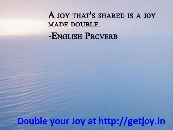 double your joy
