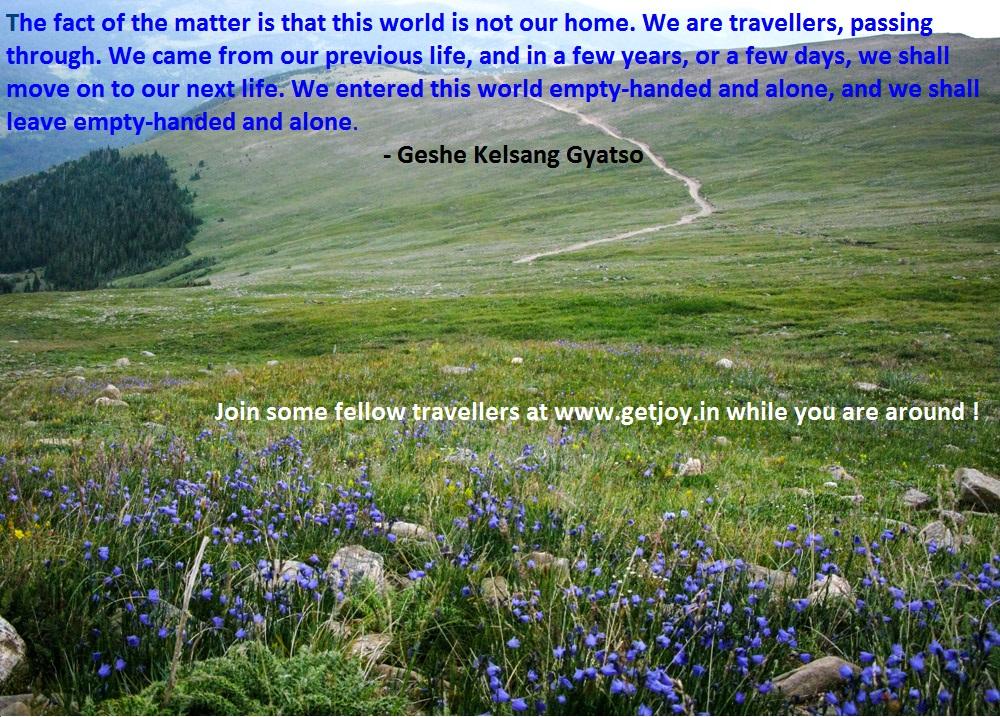 fellow-travellers
