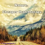 Nature Beats Therapy !