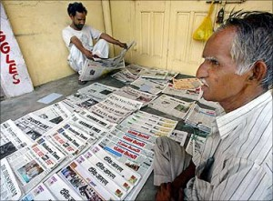 Attitude and the Newspaper Vendor