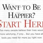 How to be Happier !