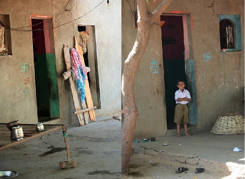 Village Without Doors - Shani Shignapur, Maharashtra