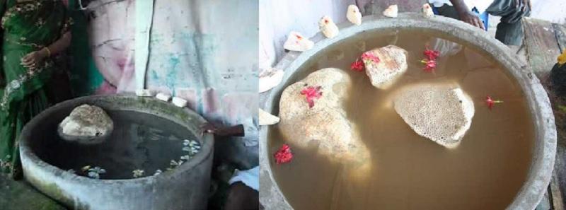 Floating Stones - Rameshwaram, Tamil Nadu