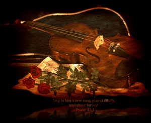 Music to Get Joy