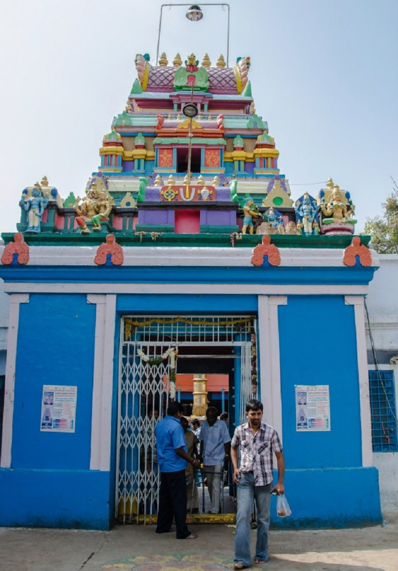 Temple of the Visa God- Balaji Temple, Chilkur, Hyderabad