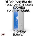 The Door of Happiness