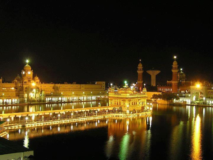 Abode of God -Harmandir Sahib