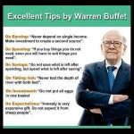 Investment tips warren buffet
