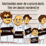 Relationships murderers