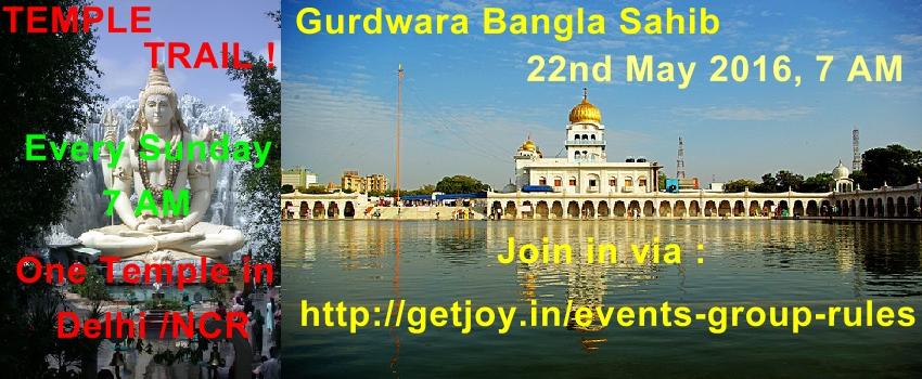 Bangla Sahib Event