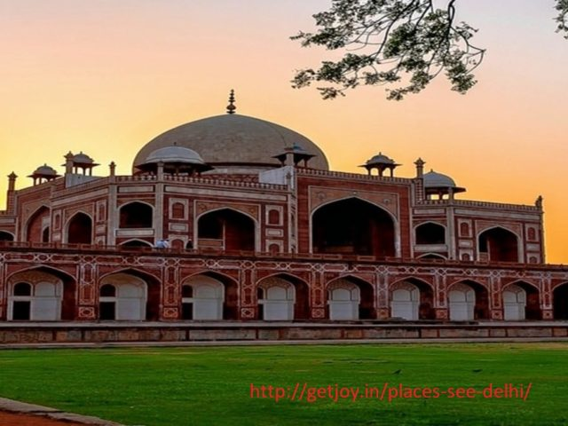 Some Places to see in Delhi